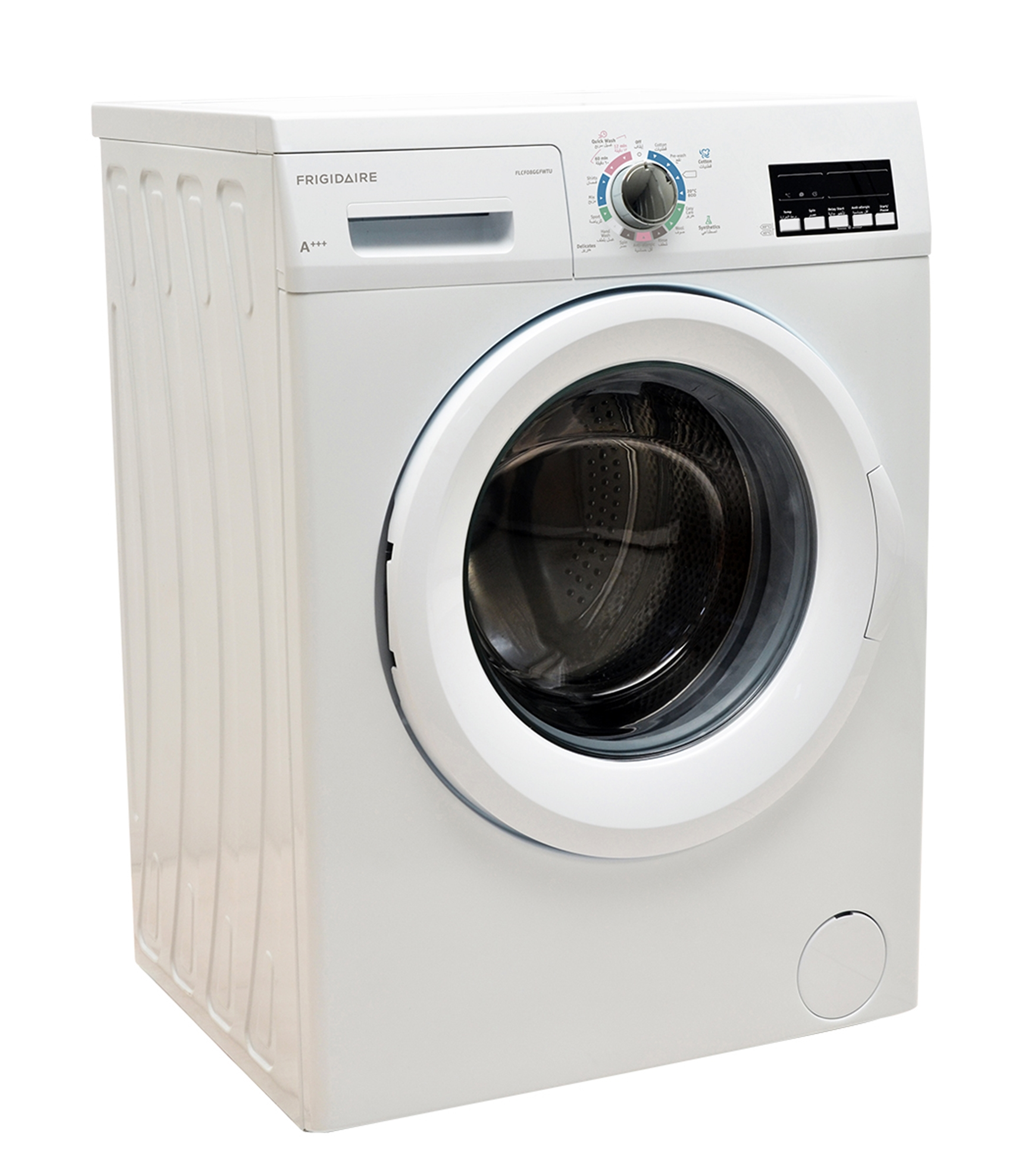 electrolux 9kg front loader. capacity (kg): 9, wash programs: 15. model: flcf09ggfwtu. the flcf09 front load washer with 9kg electrolux loader